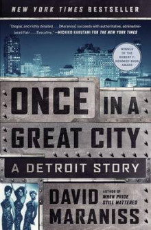 Once in a Great City av David Maraniss (Heftet)