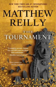 The Tournament av Matthew Reilly (Heftet)