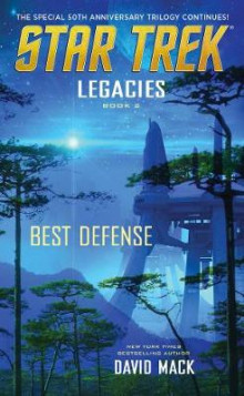 Legacies #2: Best Defense: Best Defense 2 av David Mack (Heftet)