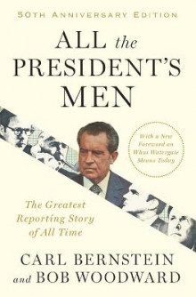 All the President's Men av Bob Woodward og Carl Bernstein (Heftet)