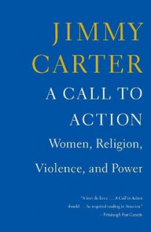 A Call to Action: Women, Religion, Violence, and Power av Carter (Heftet)