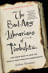 Omslag - The Bad-Ass Librarians of Timbuktu
