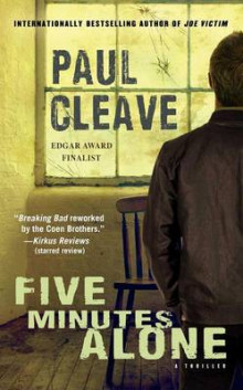 Five Minutes Alone av Paul Cleave (Heftet)