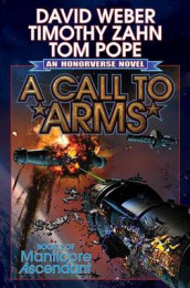 A Call to Arms av David Weber og Timothy Zahn (Innbundet)