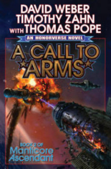 A Call to Arms av David Weber, Timothy Zahn og Thomas Pope (Heftet)