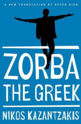 Omslag - Zorba the Greek
