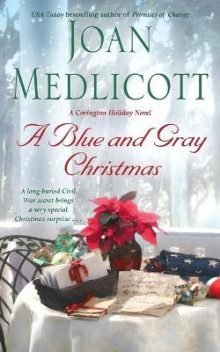 A Blue and Gray Christmas av Joan Medlicott (Heftet)
