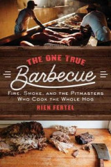 Omslag - The One True Barbecue