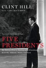 Omslag - Five Presidents