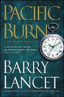 Pacific Burn: A Thriller av Barry Lancet (Heftet)