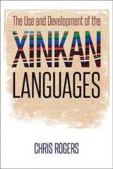 Omslag - The Use and Development of the Xinkan Languages
