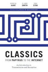 Omslag - Classics from Papyrus to the Internet
