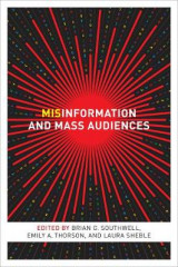 Omslag - Misinformation and Mass Audiences