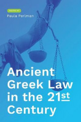 Omslag - Ancient Greek Law in the 21st Century