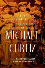Omslag - The Many Cinemas of Michael Curtiz