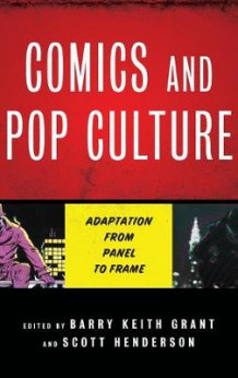 Comics and Pop Culture (Innbundet)