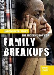 The Hidden Story of Family Breakups av Sarah Levete (Innbundet)