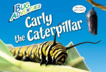 Carly the Caterpillar av Rebecca Johnson (Heftet)