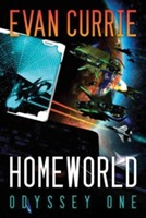 Homeworld av Evan Currie (Heftet)