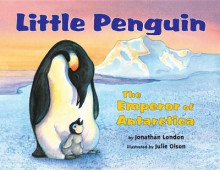 Little Penguin av Jonathan London (Heftet)