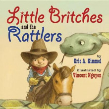 Little Britches and the Rattlers av Eric A. Kimmel (Heftet)