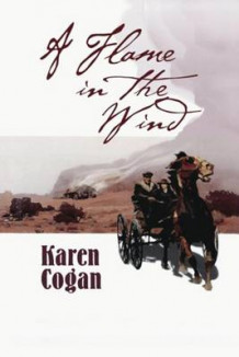 A Flame in the Wind av Karen Cogan (Heftet)