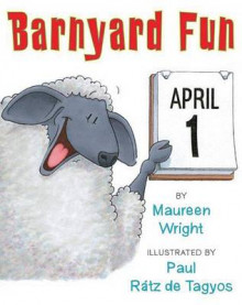 Barnyard Fun av Maureen Wright (Innbundet)