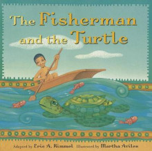 The Fisherman and the Turtle av Eric A. Kimmel (Heftet)