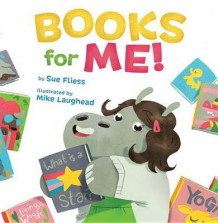 Books for Me! av Sue Fliess (Innbundet)
