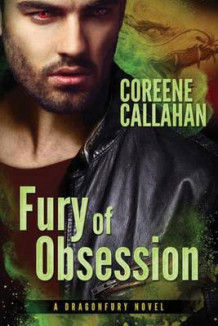 Fury of Obsession av Coreene Callahan (Heftet)