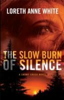 The Slow Burn of Silence av Loreth Anne White (Heftet)