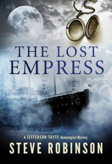 The Lost Empress av Steve Robinson (Heftet)