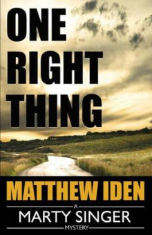 One Right Thing av Matthew Iden (Heftet)