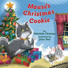 Mouse's Christmas Cookie av Patricia Thomas (Innbundet)