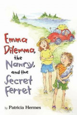 Omslag - Emma Dilemma, the Nanny, and the Secret Ferret