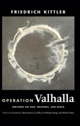 Omslag - Operation Valhalla