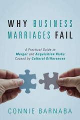Omslag - Why Business Marriages Fail