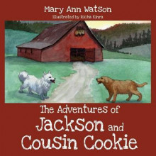 The Adventures of Jackson and Cousin Cookie av Mary Ann Watson (Heftet)