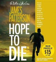 Hope to Die av James Patterson (Lydbok-CD)