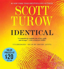 Identical av Scott Turow (Lydbok-CD)