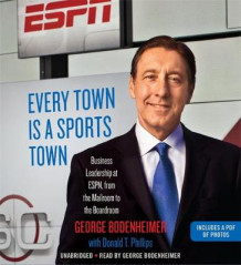 Every Town is a Sports Town av George Bodenheimer (Lydbok-CD)