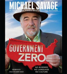 Government Zero av Michael Savage (Lydbok-CD)