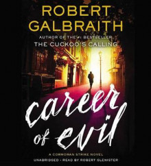 Career of Evil av Robert Galbraith (Lydbok-CD)