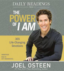 Daily Readings from the Power of I Am av Joel Osteen (Lydbok-CD)