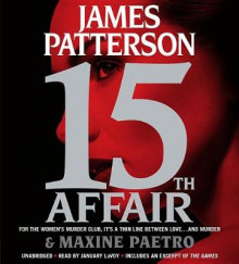 15th Affair av James Patterson (Lydbok-CD)