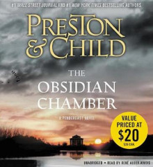 The Obsidian Chamber av Douglas Preston (Lydbok-CD)
