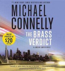 The Brass Verdict av Michael Connelly (Lydbok-CD)