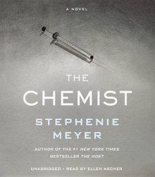 The Chemist av Stephenie Meyer (Lydbok-CD)