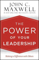 Omslag - The Power of Your Leadership