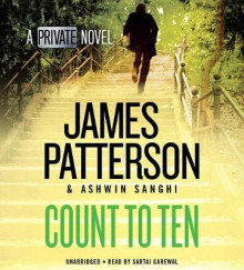 Count to Ten av James Patterson (Lydbok-CD)